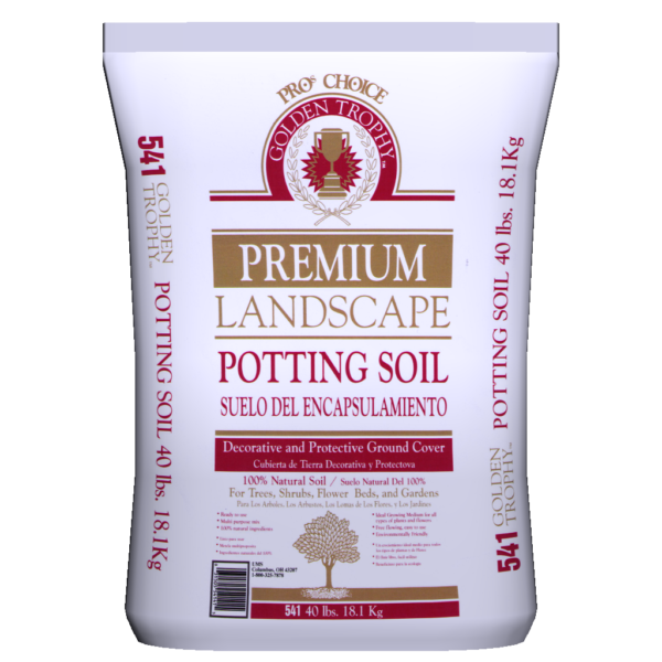 potting mix golden trophy