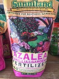 Azalea/Camelia Fertilizer 10 lb. BAG