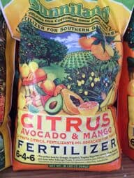 Citrus Fertilizer 5 lb. BAG