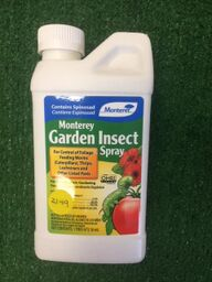 Garden Insect Spray Concentrate Pint