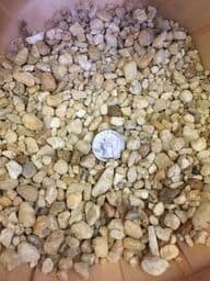 Pea Gravel WHITE - BULK